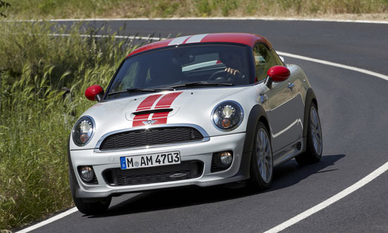 of 2012 MINI Cooper Coupe