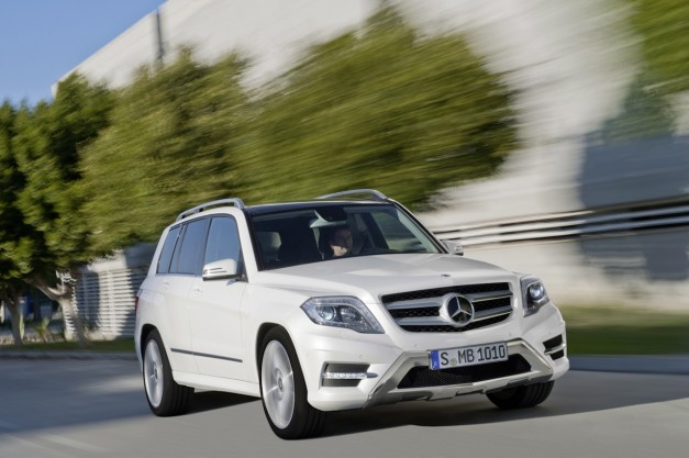 2013 Mercedes-Benz GLK price $60,746