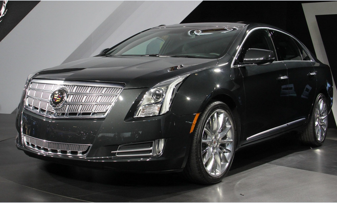 2013 cadillac xts preview. Black Bedroom Furniture Sets. Home Design Ideas