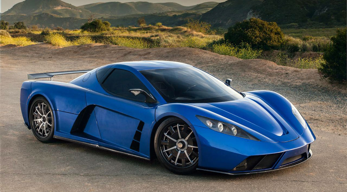 Kepler Motors Motion Supercar Claim To Do 60 Mph In 2 5